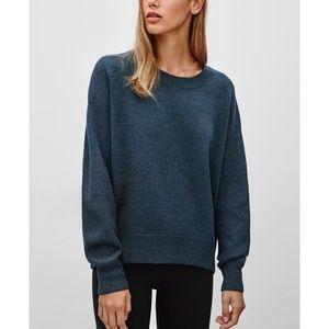 Aritzia COMMUNITY Gorgias Cashmere Blend Sweater